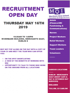 MQI - Open day
