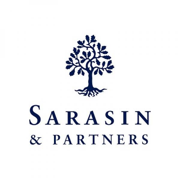 Sarasin & Partners LLP We acknowledge the ongoing support of Sarasin & Partners LLP.