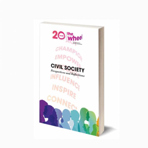 Civil society book cover