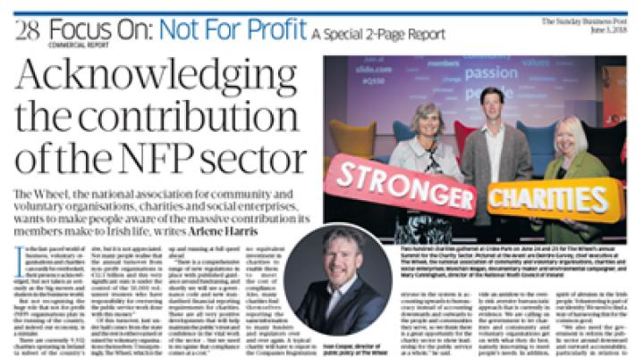 Sunday Business Post 2018