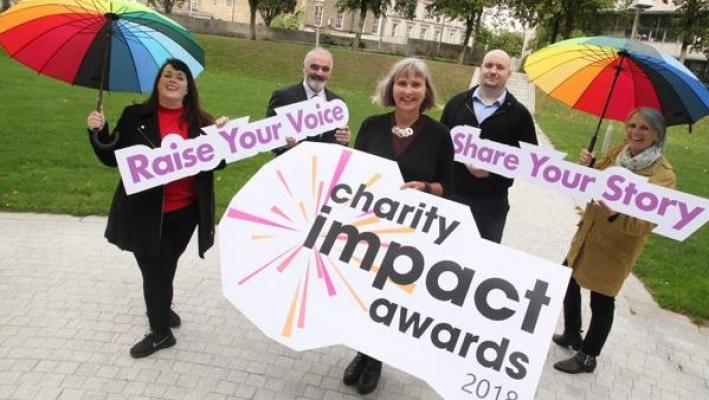 Charity Impact Awards 2018 Launch