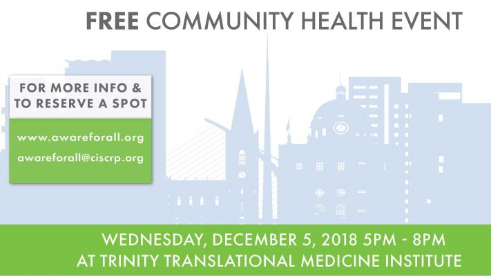 Free Community Health Event
