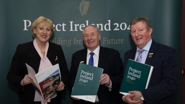 €62 million in funding for Rural Regeneration and Development projects