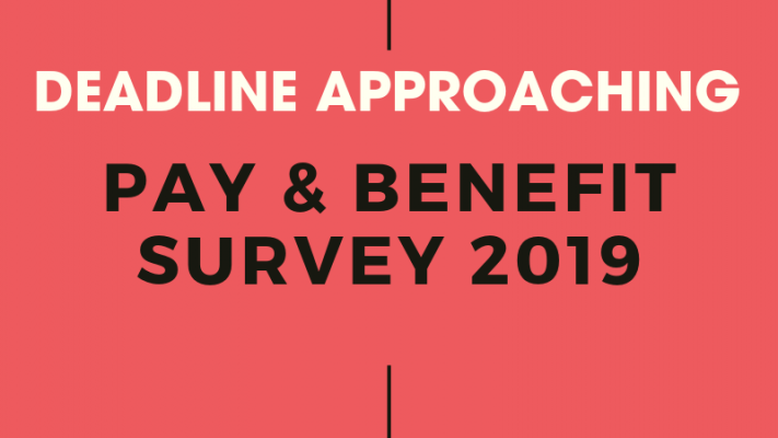 National Pay & Benefits Survey 2019