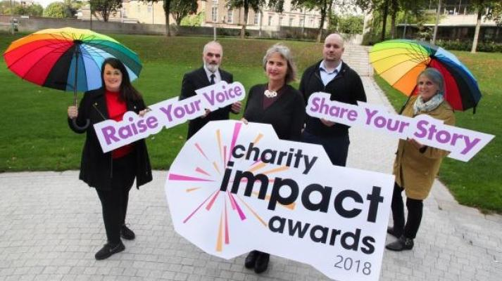 Charity Impact Awards2019