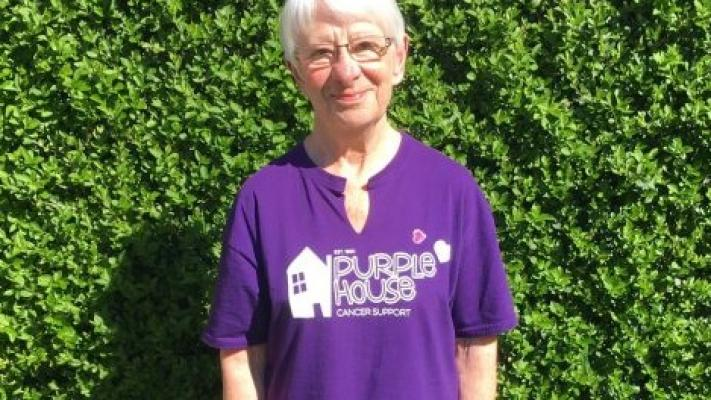 Photo of Purple House Cancer Support fundrasier