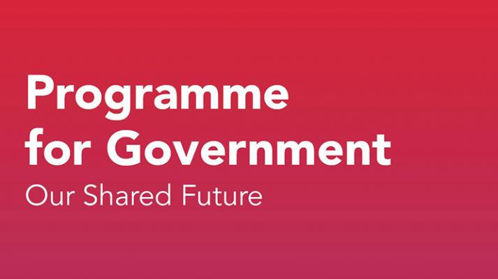 Programme for Government