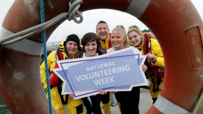 National Volunteering Week