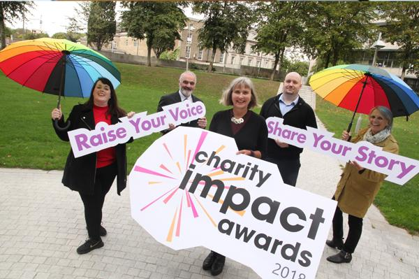 Charity Impact Awards Launch 2018